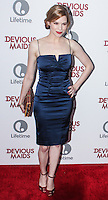 PACIFIC PALISADES, CA - JUNE 17: Mariana Klaveno attends the Lifetime original series 'Devious Maids' premiere party held at Bel-Air Bay Club on June 17, 2013 in Pacific Palisades, California. (Photo by Celebrity Monitor)