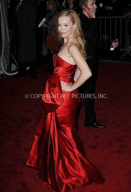 WWW.ACEPIXS.COM . . . . . ....May 4 2009, New York City....(L-R) Actress Leslie Mann  arriving at 'The Model as Muse: Embodying Fashion' Costume Institute Gala at The Metropolitan Museum of Art on May 4, 2009 in New York City.....Please byline: KRISTIN CALLAHAN - ACEPIXS.COM.. . . . . . ..Ace Pictures, Inc:  ..tel: (212) 243 8787 or (646) 769 0430..e-mail: info@acepixs.com..web: http://www.acepixs.com
