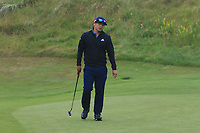 Kurt Kitayama (USA) on the 5th green during Round 2 of the Irish Open at LaHinch Golf Club, LaHinch, Co. Clare on Friday 5th July 2019.<br /> Picture:  Thos Caffrey / Golffile<br /> <br /> All photos usage must carry mandatory copyright credit (© Golffile | Thos Caffrey)