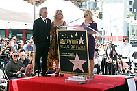 HOLLYWOOD, CA - MAY 04: Kurt Russell, Goldie Hawn and Reese Witherspoon pictured at the ceremony honoring Goldie Hawn and Kurt Russell with a double star ceremony on The Hollywood Walk of Fame on May 4, 2017 in Hollywood, California. Credit: Faye Sadou/MediaPunch