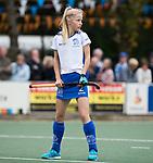 UTRECHT - Gabrielle Mosch (Kampong)  tijdens de hockey hoofdklasse competitiewedstrijd dames:  Kampong-Laren . COPYRIGHT KOEN SUYK