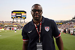 11 September 2012: Allen Hopkins. The United States Men's National Team defeated the Jamaica Men's National Team 1-0 at Columbus Crew Stadium in Columbus, Ohio in a CONCACAF Third Round World Cup Qualifying match for the FIFA 2014 Brazil World Cup.
