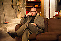 London, UK. 17.07.2014. Mountview Academy of Theatre Arts presents THE HOUSE OF BLUE LEAVES, by John Guare, directed by Jacqui Somerville, at the Unicorn Theatre, as part of the Postgraduate Season 2014. Picture shows: Jon Adams (Billy einhorn). Photograph © Jane Hobson.