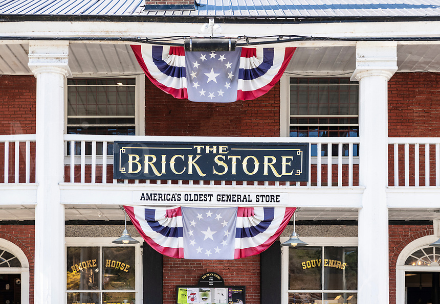 The Brick General Store.