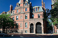 Ames mansion, Commonwealth Avenue, Boston, MA (Fehmer architect, 1882)