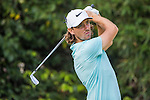 Tommy Fleetwood of England tees off the 15th hole during the 58th UBS Hong Kong Golf Open as part of the European Tour on 10 December 2016, at the Hong Kong Golf Club, Fanling, Hong Kong, China. Photo by Vivek Prakash / Power Sport Images