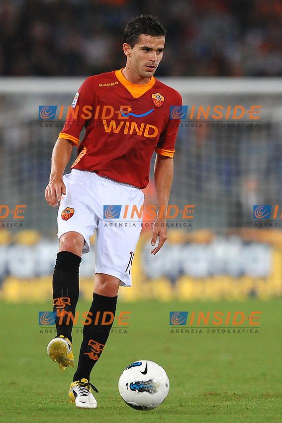 "Gago Roma..Roma 22/9/2011 Stadio ""Olimpico""..Football Calcio Serie A 2011/2012..Roma Vs Siena..Foto Insidefoto Andrea Staccioli"