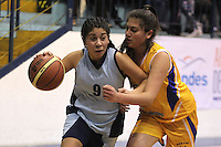 Basquetbol 2014 Femenino Cuadrangular sub16 Boston vs Kingston