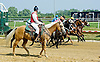 Silly Kitty winning at Delaware Park on 7/26/12