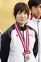 Kasumi Nishihara (JPN), NOVEMBER 23, 2011 - Ekiden : Hanji Aoki Cup 2011 International Chiba Ekiden race in Chiba, Japan.  (Photo by Yusuke Nakanishi/AFLO SPORT) [1090]