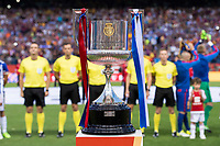 King's Cup during Copa del Rey (King's Cup) Final between Deportivo Alaves and FC Barcelona at Vicente Calderon Stadium in Madrid, May 27, 2017. Spain.<br /> (ALTERPHOTOS/BorjaB.Hojas) /NortePhoto.com