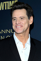 LOS ANGELES - JAN 5:  Jim Carrey at the Showtime Golden Globe Nominees Celebration at the Sunset Tower Hotel on January 5, 2019 in West Hollywood, CA