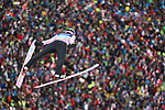 FIS Ski Jumping World Cup - 4 Hills Tournament 2019 in Innsvruck on January 4, 2019;  Cestmir Kozisek (CZE) in action
