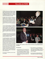 Publication dans URBA (UMQ)<br /> <br /> Photo : Stephane Fournier et Pierre Roussel (IMAGE-ACTUELLE)
