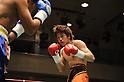 Tomonobu Shimizu (JPN), APRIL 2, 2011 - Boxing : Tomonobu Shimizu of Japan during the 8R flyweight bout at Korakuen Hall in Tokyo, Japan. (Photo by Mikio Nakai/AFLO).