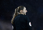 Assistant referee Sian Massey Ellis during the Carabao Cup match at the King Power Stadium, Leicester. Picture date: 8th January 2020. Picture credit should read: Darren Staples/Sportimage