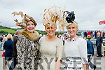 Enjoying  Ladies Day at the Listowel Harvest Racing Festival on Friday were