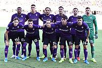 Fiorentina team line up <br /> Firenze 18/08/2019 Stadio Artemio Franchi <br /> Football Italy Cup 2019/2020 <br /> ACF Fiorentina - Monza  <br /> Foto Andrea Staccioli / Insidefoto