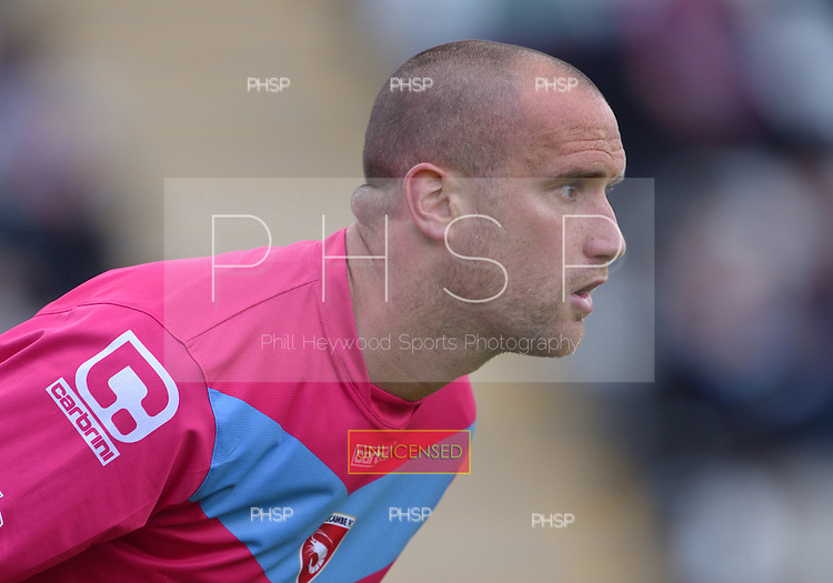 07/05/2016 Sky Bet League Two Morecambe v York City<br /> Barry Roche