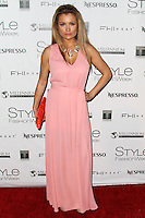 LOS ANGELES, CA, USA - MARCH 10: Marta Krupa at the Style Fashion Week LA 2014 7th Season held at L.A. Live Event Deck on March 10, 2014 in Los Angeles, California, United States. (Photo by Xavier Collin/Celebrity Monitor)