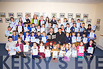 St Marys GAA Club presented medals and Certificates to their Bord na nÓg players on Sunday evening at The Con Keating Park, making the presentations were Bryan Sheehan & Maurice Fitzgerald.