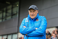 Russell Slade (Manager) of Grimsby Town during the Sky Bet League 2 match between Barnet and Grimsby Town at The Hive, London, England on 29 April 2017. Photo by David Horn.