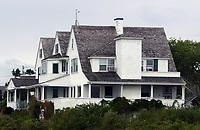 Kennedy Compound in Hyannisport, MA<br /> Photo By John Barrett/PHOTOlink.net