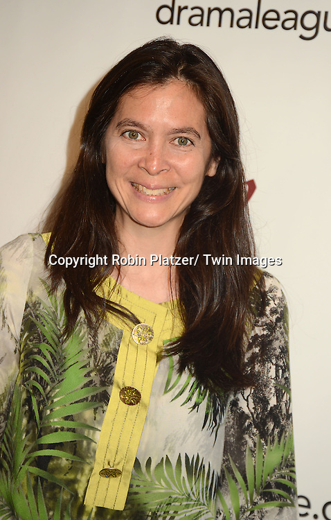 Diane Paulus attends the 79th Annual Drama League Awards Ceremony and Luncheon on May 17, 2013 at the Marriott Marquis Hotel in New York City.