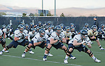 2014 Nevada Football Spring Practice