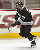 Nick Mazzolini  The Boston College Eagles defeated the Providence College Friars 3-2 in regulation on October 29, 2005 at Kelley Rink in Conte Forum in Chestnut Hill, MA.  It was BC's first Hockey East win of the season and Providence's first HE loss.
