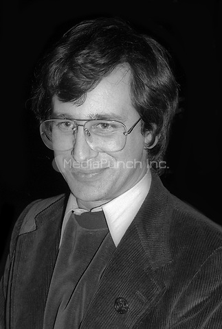 Steven Spielberg June 1975<br />