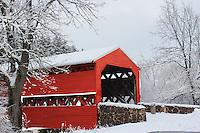 Sach's Covered Bridge, Gettysburg