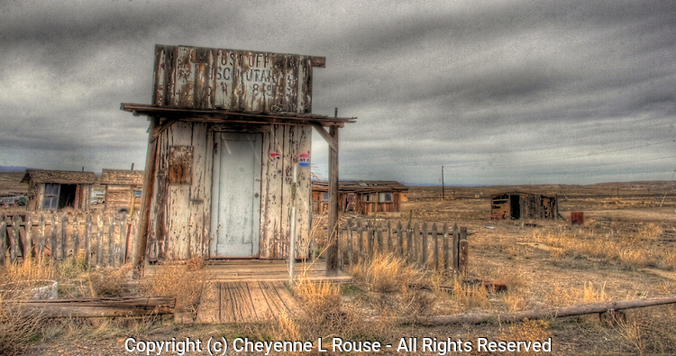 Post Office in Cisco, Utah   Cheyenne L Rouse Photography