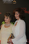 Peggy McCay & Suzanne Rogers at the 38th Annual Daytime Entertainment Emmy Awards 2011 held on June 19, 2011 at the Las Vegas Hilton, Las Vegas, Nevada. (Photo by Sue Coflin/Max Photos)