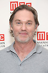 Richard Thomas attends the cast photo call for the Manhattan Theatre Club's New Broadway Production of 'The Little Foxes' at the MTC Rehearsal studios on February 27, 2017 in New York City.