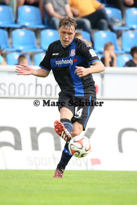 Alexander Bittroff (FSV) - FSV Frankfurt vs. VfL Bochum, Frankfurter Volksbank Stadion