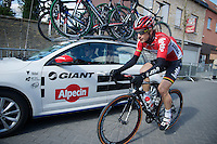 Jurgen Roelandts (BEL/Lotto-Soudal)<br /> <br /> 99th Ronde van Vlaanderen 2015
