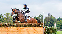 GBR-Richard Coney rides Memus R Diamonds during the Cross Country for the Noel C. Duggan Engineering CCI4*-L. 2019 IRL-Millstreet International Horse Trials. Green Glens Arena. Millstreet. Co. Cork. Ireland. Saturday 24 August. Copyright Photo: Libby Law Photography