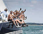 RSYC Taittinger Regatta 2013 - Black fleet