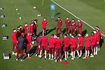 Atletico de Madrid's team during training session. March 14,2017.(ALTERPHOTOS/Acero)