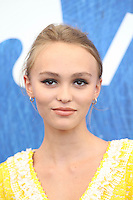VENICE, ITALY - SEPTEMBER 08: Lily-Rose Melody Depp attends a photocall for 'Planetarium' during the 73rd Venice Film Festival at Palazzo del Casino on September 8, 2016 in Venice, Italy.<br /> CAP/GOL<br /> &copy;GOL/Capital Pictures /MediaPunch ***NORTH AND SOUTH AMERICAS ONLY***