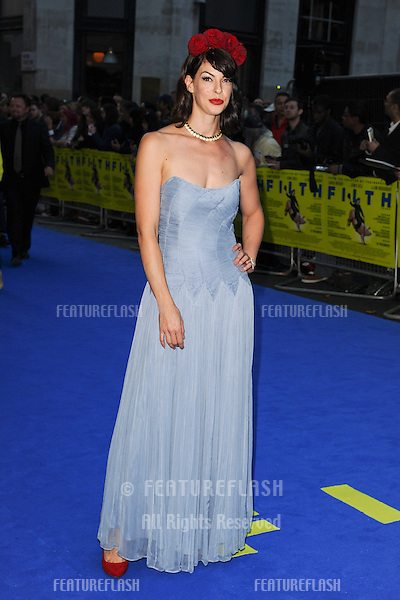 """Polyanna McIntosh arriving for the """"Filth"""" premiere at the Odeon Leicester Square, London. 30/09/2013 Picture by: Steve Vas / Featureflash"""