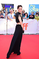 Hilary Swank at the 'What They Had' premiere during the 2018 Toronto International Film Festival at Roy Thomson Hall on September 12, 2018 in Toronto, Canada.<br /> CAP/KNM<br /> &copy;IkonMediia/Capital Pictures