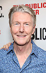 """Byron Jennings during the Off-Broadway Opening Night performance party for """"Plenty""""  at the Public Theatre on October 20, 2016 in New York City."""