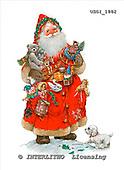 GIORDANO, CHRISTMAS SANTA, SNOWMAN, WEIHNACHTSMÄNNER, SCHNEEMÄNNER, PAPÁ NOEL, MUÑECOS DE NIEVE, paintings+++++,USGI1882,#X# stickers