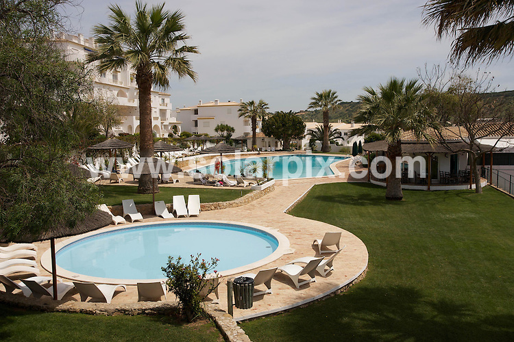 **PICTURES FROM SOLARPIX.COM**.**WORLDWIDE SYNDICATION RIGHTS**.Pictures show the Ocean Club in Praia da Luz, on the Algarve. It is all but empty, one year after the disappearance of Madeleine McCann. This time last year, the resort was buzzing with families on holiday..JOB REF:     6265     AB1        DATE: 26.04.08.**MUST CREDIT SOLARPIX.COM OR DOUBLE FEE WILL BE CHARGED* *UNDER NO CIRCUMSTANCES IS THIS IMAGE TO BE REPRODUCED FOR ANY ONLINE EDITION WITHOUT PRIOR PERMISSION*