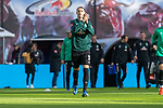 15.02.2020, Red Bull Arena, Leipzig, GER, 1.FBL, RB Leibzig vs SV Werder Bremen<br /> <br /> DFL REGULATIONS PROHIBIT ANY USE OF PHOTOGRAPHS AS IMAGE SEQUENCES AND/OR QUASI-VIDEO.<br /> <br /> im Bild / picture shows<br /> Marco Friedl (Werder Bremen #32)<br /> <br /> <br /> Foto © nordphoto / Kokenge