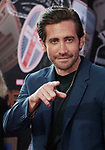 """Jske Gyllenhaal 118 arrives for the premiere of Sony Pictures' """"Spider-Man Far From Home"""" held at TCL Chinese Theatre on June 26, 2019 in Hollywood, California"""
