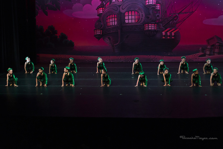 """Saturday Evening, """"Flight To Neverland"""", the 2013 Annual Recital by the Cary Ballet Conservatory."""