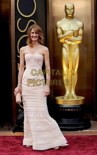 HOLLYWOOD, CA - MARCH 2: Laura Dern arriving to the 2014 Oscars at the Hollywood and Highland Center in Hollywood, California. March 2, 2014.  <br /> CAP/MPI/mpi99<br /> &copy;mpi99/MediaPunch/Capital Pictures